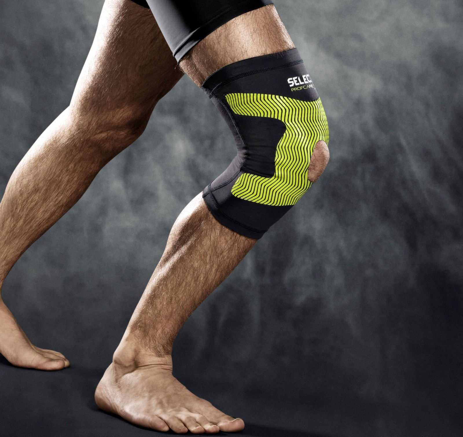 Compression knee support 6252  - Select