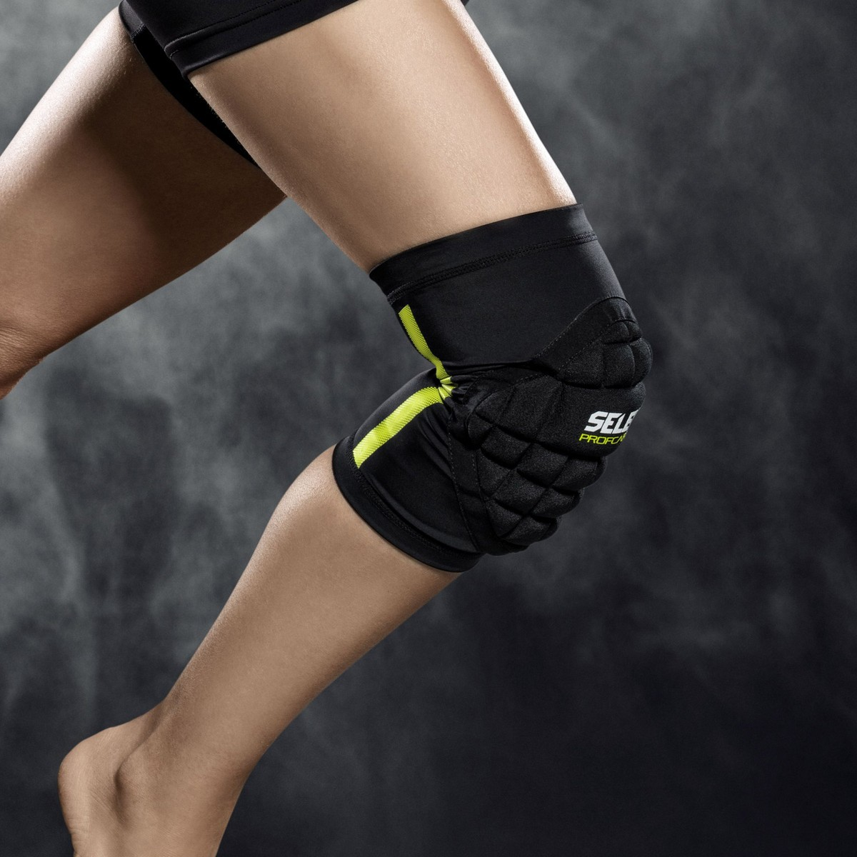 Compression knee support handball 6251W - Select