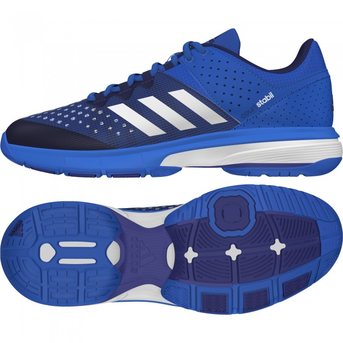 Adidas Court stabil blue/white