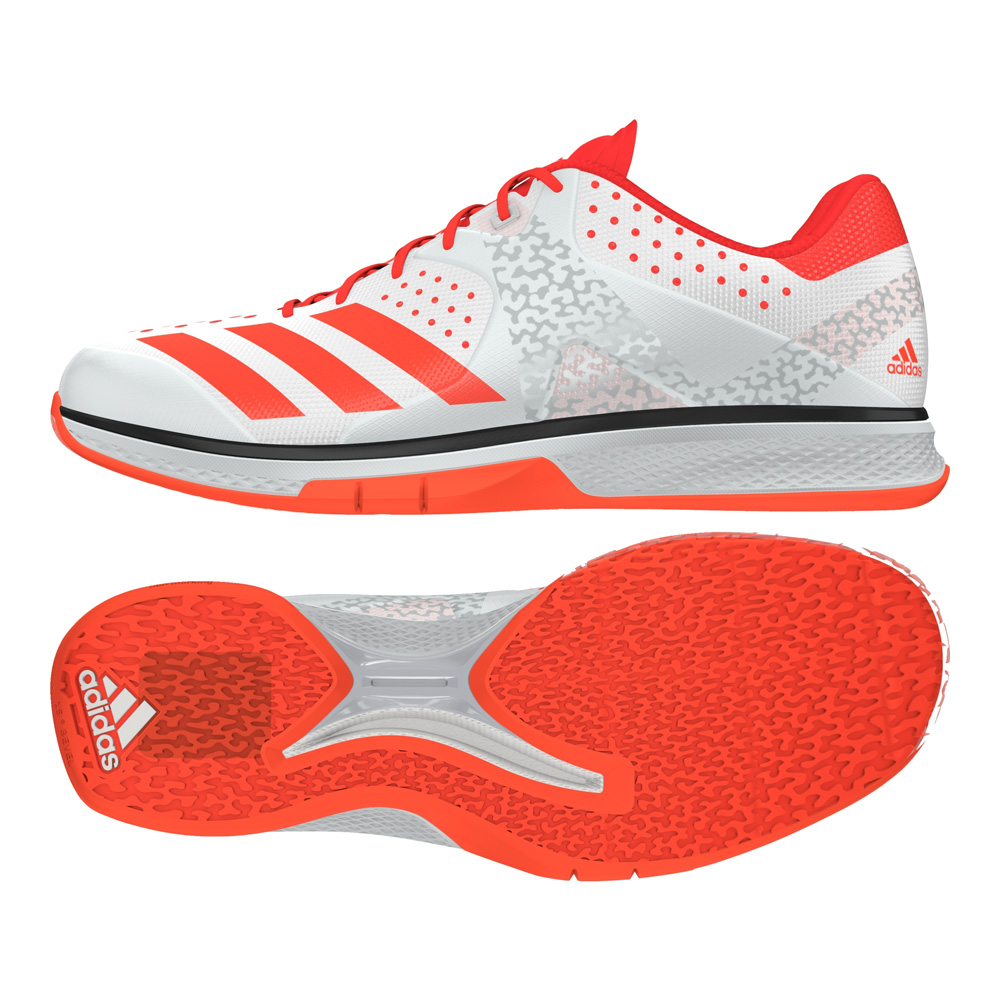 Adidas Counterblast  white/red/silver