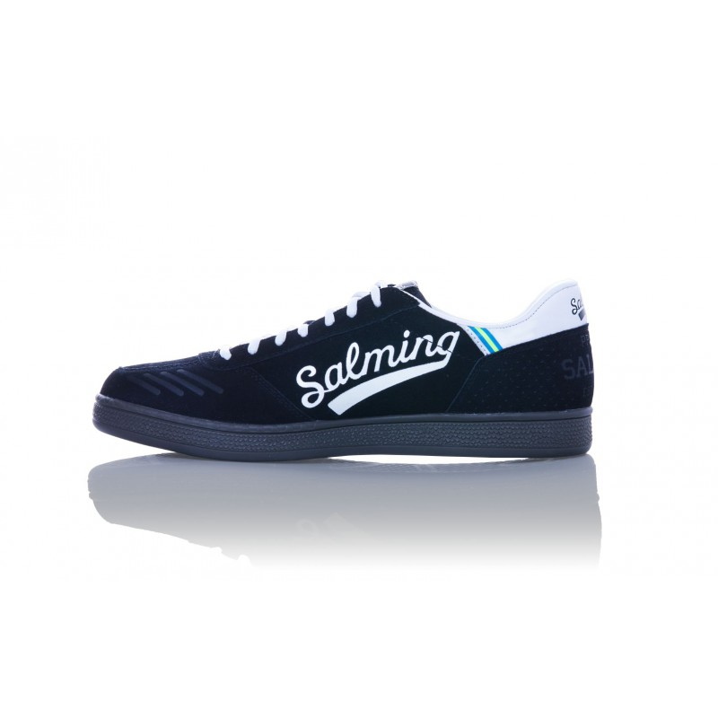 NinetyOne off NinetyOne Shoe Black/White - Salming