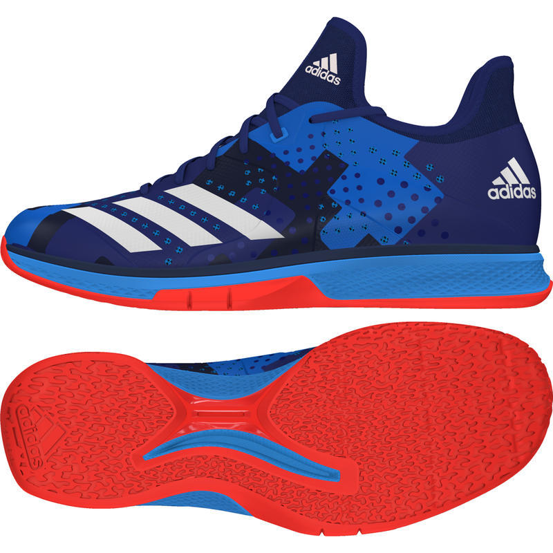 Adidas Counterblast bounce - mystery ink/ ftwr white/solar red - Adidas