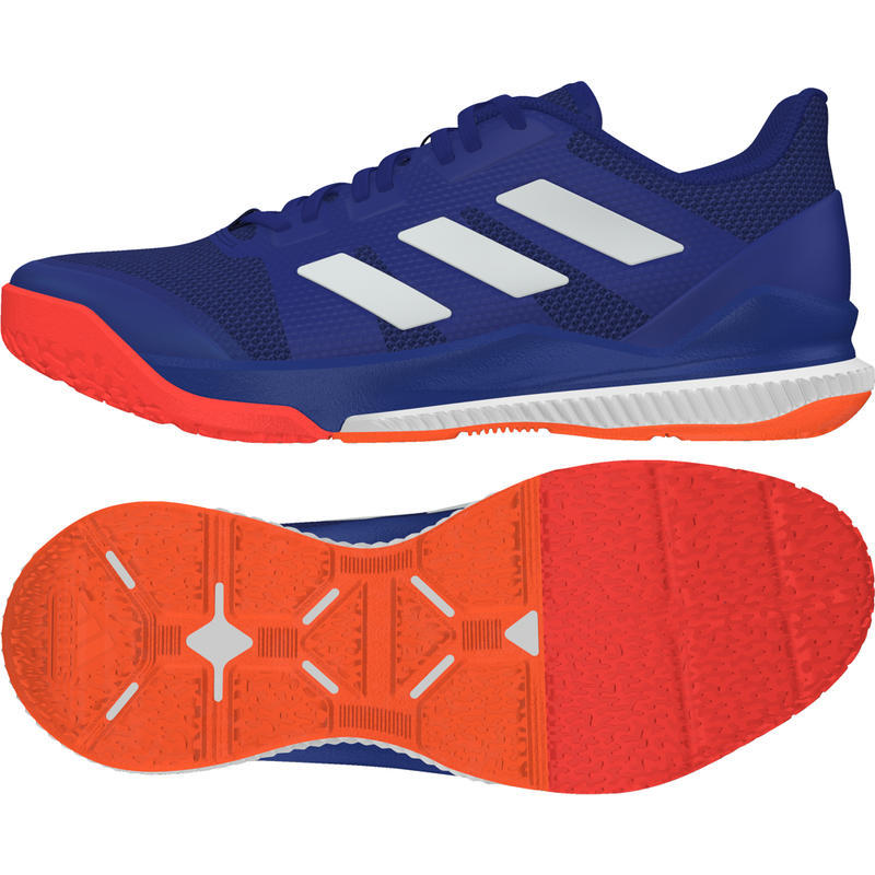 Adidas Stabil bounce - mystery ink/ ftwr white/solar red - Adidas