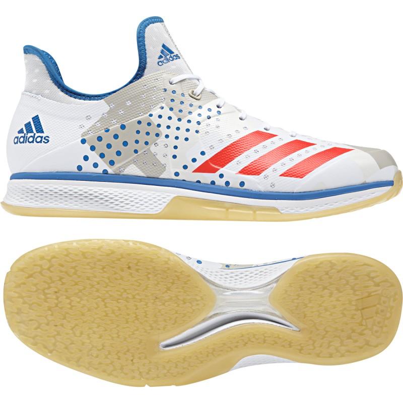 Adidas Counterblast bounce - ftwr white solar red bright blue - Adidas empty f3fc136666