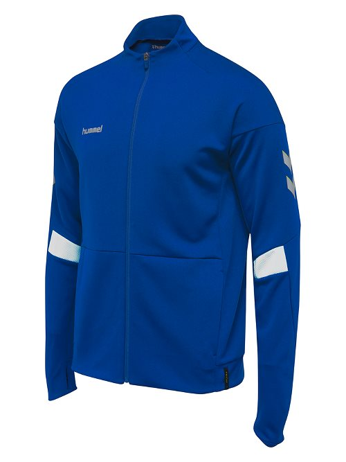 TECH MOVE POLY ZIP JACKET