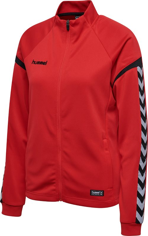 AUTHENTIC CHARGE POLY ZIP JACKET WOMAN - Hummel
