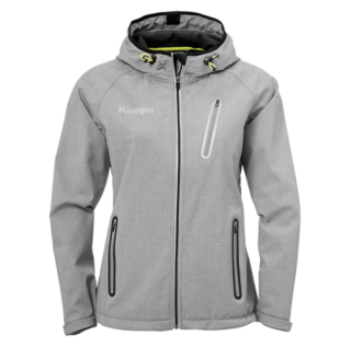 Bunda CORE 2.0 SOFTSHELL JACKET WOMEN - Kempa